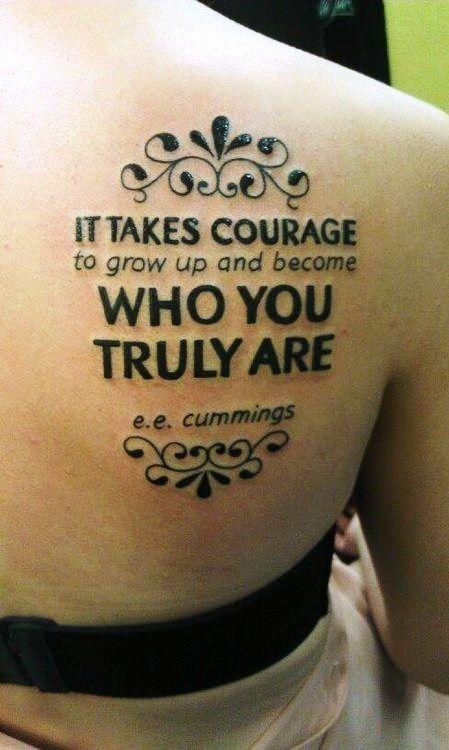 20 Inspirational Tattoos For Women
