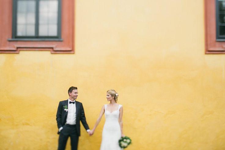 Loving this cute couple. #love #couple #wedding #yellow #tiltshift #innsbruck #forma