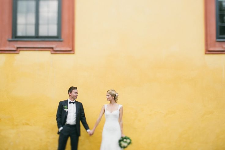 Loving this cute couple. #love #couple #wedding #yellow #tiltshift #innsbruck #forma