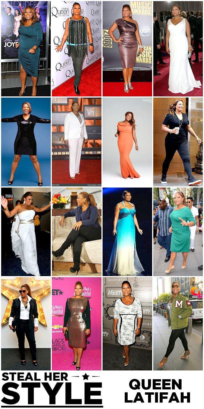 Steal Her Style: Queen Latifah   Suger Coat It