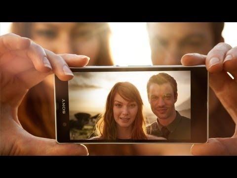 La nitidezza di un TV HD Sony Bravia nel nuovo #XperiaZ!
