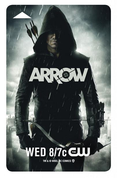 Arrow (Comic Con keycard)