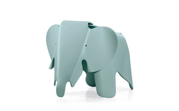 Eames® Elephant Chair //  A must have for a modern baby nursery