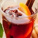 Autumn Mulled Cider Punch