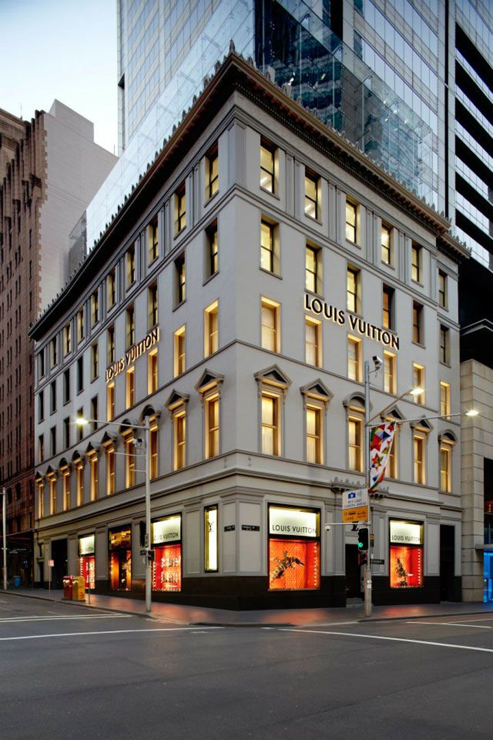 Louis Vuitton George Street Maison, Sydney