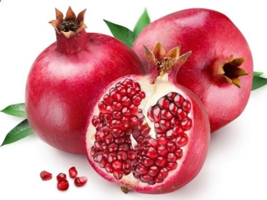 Cholesterol Cure - Pomegranates contain Phytosterols and beta carotene which helps to decrease the LDL (Bad cholesterol) levels in the blood which prevents heart attacks strokes and also control the high blood pressure  increase the oxygen supply to the heart vessels. It is full of antioxidants which help to fight damaged to the body caused by like diabetes, arthritis, heart diseases, prostate and breast cancer. Due to its antimicrobial and antibiotic properties has faster cure the wou...