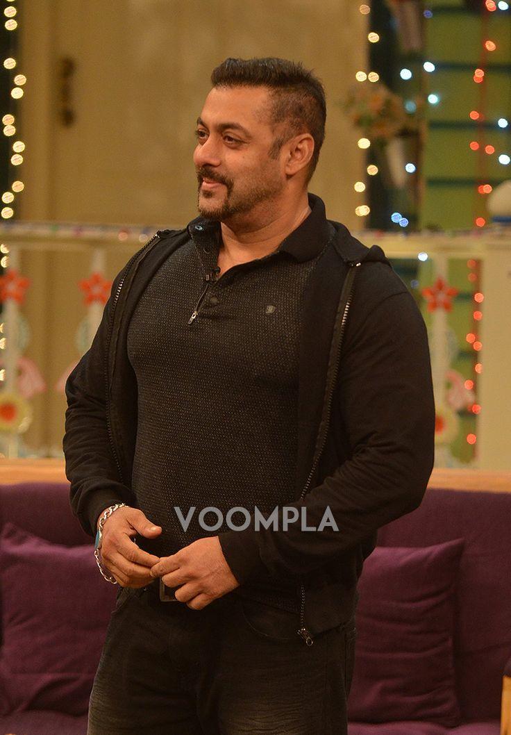 Salman Khan's new look! via Voompla.com