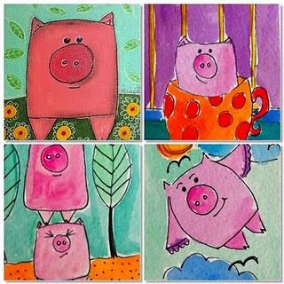 fun pigs