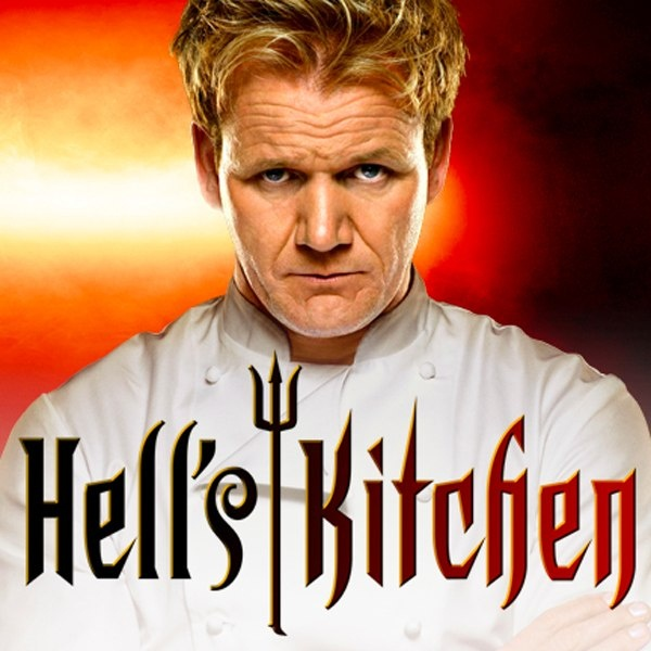 Hells Kitchen Season 10: Hell's Kitchen! Who Doesn't Love A Crazed Scottsman Going