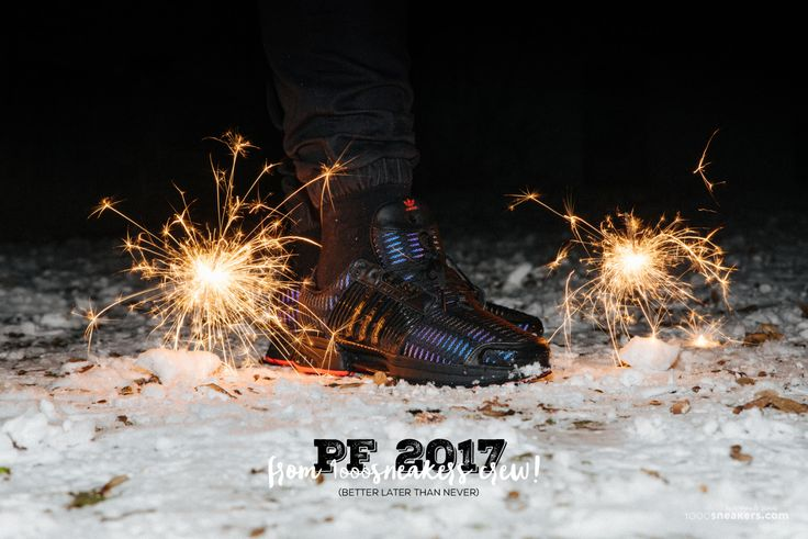 PF 2017 - with love for sneakers!   #footshop #adidas #sadp