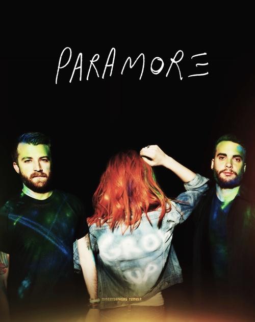 paramore paramore album cover - photo #8