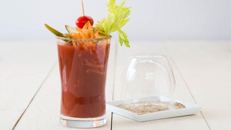 Garden Bloody Caesar