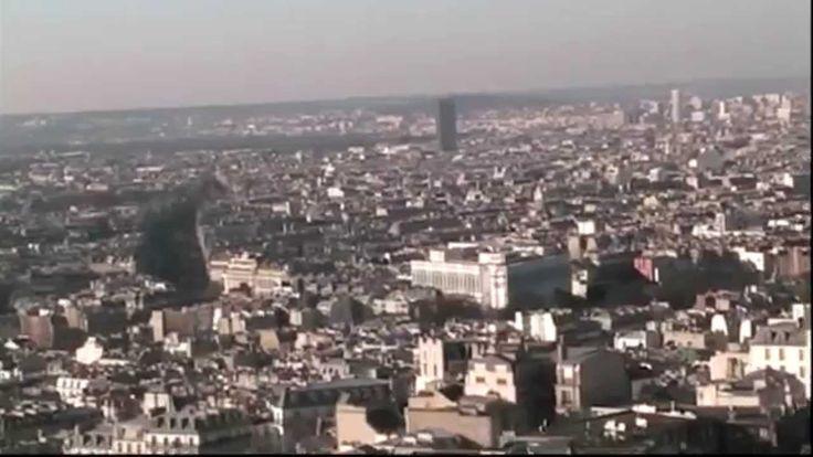 Paris - Panoramic View from Sacré-Coeur