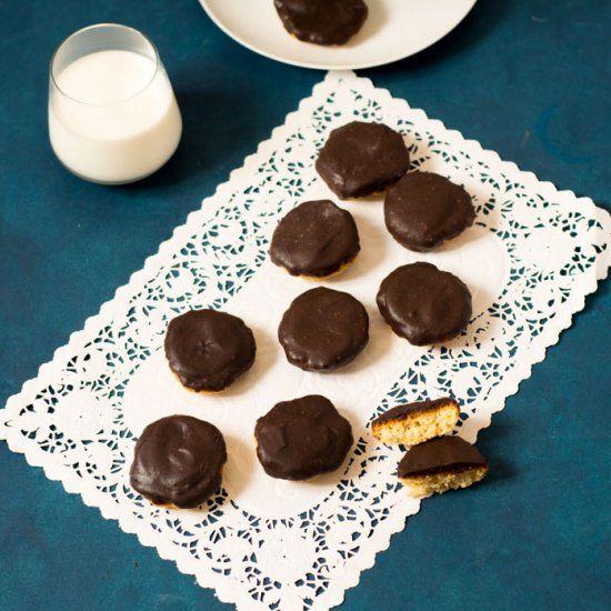Classic Baltimore Berger Cookies homemade recipe.
