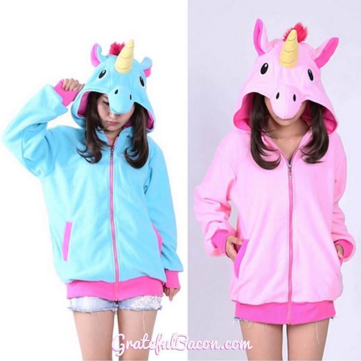 #NoBigDeal - Just the cutest Unicorn Hoodies ever! Get em here  https://gratefulbacon.com/products/unicorn-hoodie-sale-limited-quantities-at-this-price