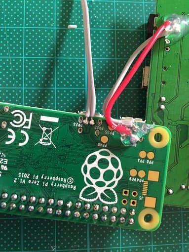 Adding more USB ports to the Pi Zero. By Frederick Vandenbosch.