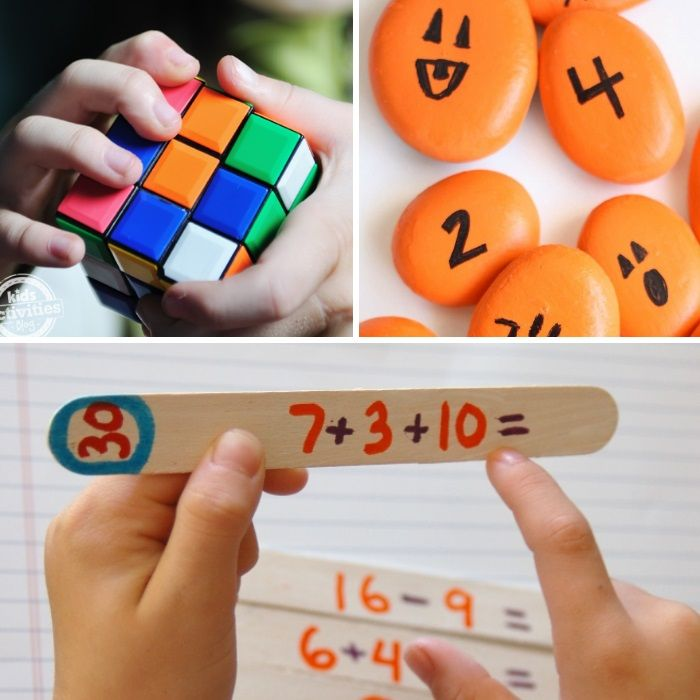 Learning math through games is a fun and interactive way to help your child love school.