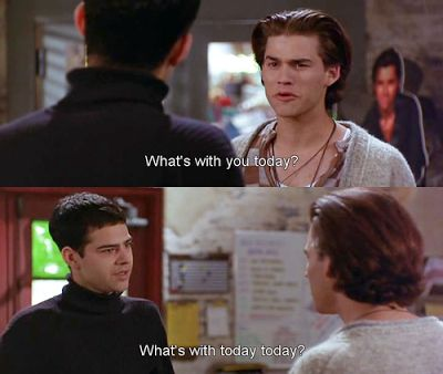 Empire Records -- one of the best movie quotes of all time ❤️❤️❤️