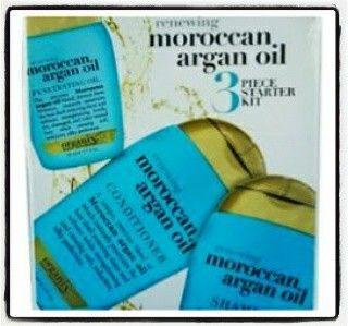 Le produit du jour: Le kit 3 pièces à l'huile d'argan du Maroc Ce kit exotique à base d'huile d'argan du Maroc, vous accompagnera partout grâce à sa taille compacte. Ce mélange unique hydrate en profondeur, renouvelle, adoucit et fortifie vos cheveux tout en les protégeant de la chaleur et des rayons UV. Prix public: 19,90€ Conseils d'utilisation à retrouver sur http://adaze.fr/kit-3-pieces-a-lhuile-dargan-du-maroc-organix-89.html.html #Cheveux_raides_eurasiens #AdazeStyle