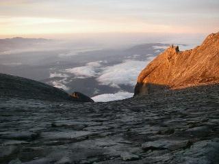 Mont Kinabalu, Sabah.
