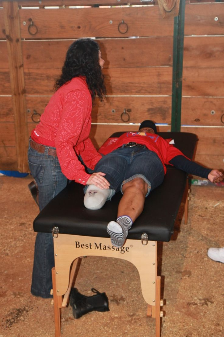 AMTA offers specialized massage for those with Limb Loss at McKeever's First Ride Atlanta 2015 | Atlanta Event | Gwinnett County Fairgrounds Event