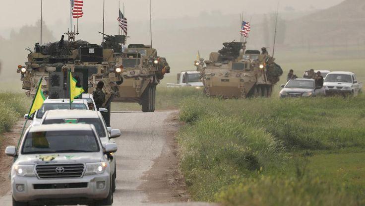 Le Pentagone a commencé à livrer des armes aux Unités de protection du peuple kurde, principale composante des Forces démocratiques syriennes, une alliance arabo-kurde qui combat les jihadistes du groupe Etat islamique dans le nord de la Syrie. Avec notre correspondant à Beyrouth, Paul Khalifeh Le matériel militaire livré par les Etats-Unis aux combattants kurdes comprend des armes légères et des véhicules ...