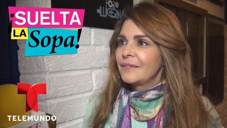 Suelta La Sopa | Itatí Cantoral cuenta si se presentó  ebria en un progr...