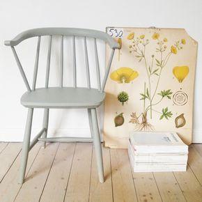 måla om möbler steg för steg