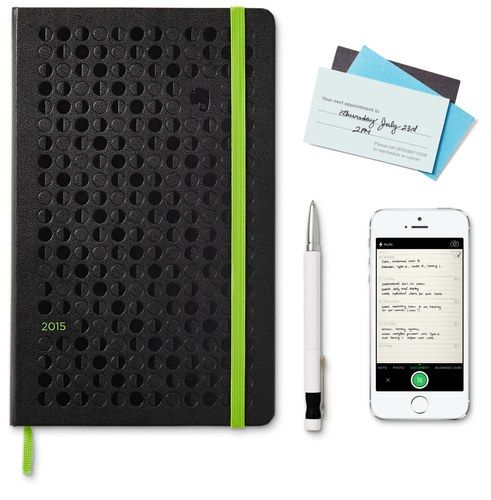 Evernote 2015 Weekly Planner | Evernote Market - converts handwritten notes to save into Evernote. Love the synchronization.