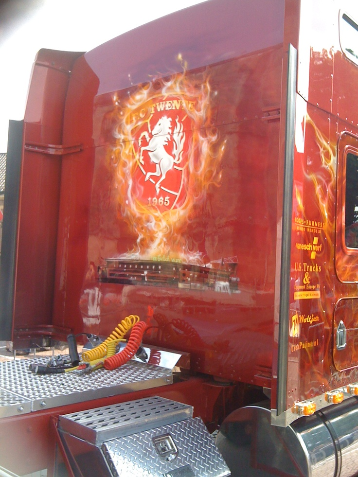 FC Twente Truck