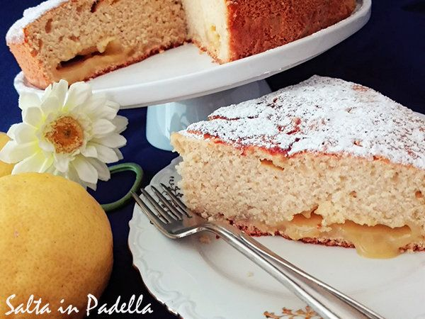 oggi vi propongo la Nua Lemon card cake. Questa deliziosa torta è ottima in qualsiasi momento della giornata, facile da preparare