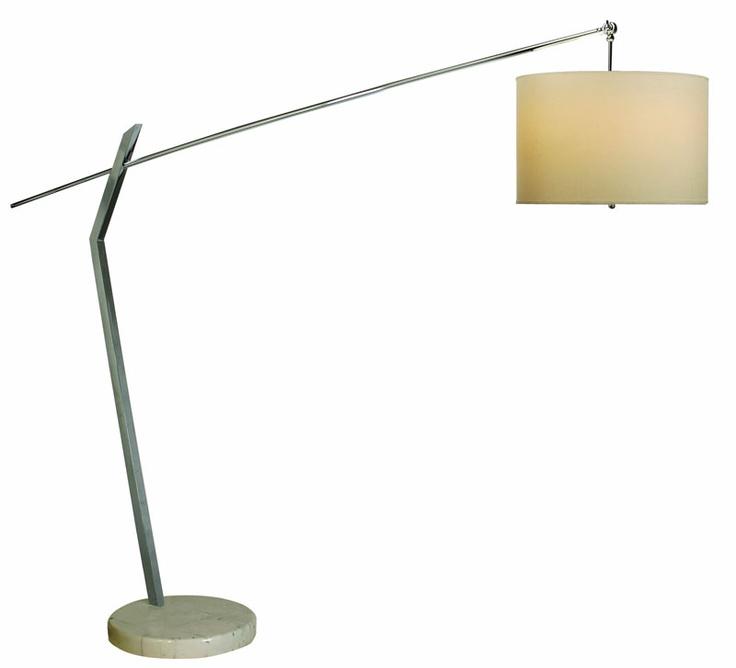 Tfa9901 Trend Lighting 2 Light Chelsea Arc Lamp In Polished Chrome