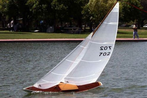 RC Sailboat Guide on HubPages