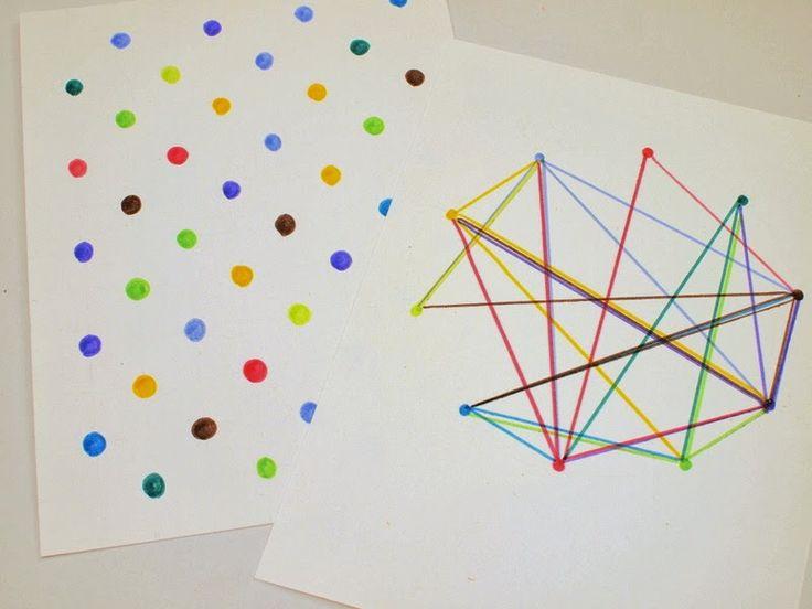 Pi Day Activity- Make Pi Art! Protractor practice, too!