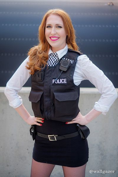 Amy Pond #Cosplay from Doctor Who #companion #BBC at RICC 2015 - Tom DeRosa