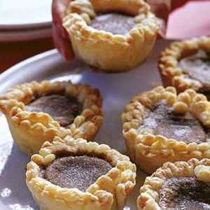 Coffee and custard tarts-IDEES TYDSKRIF