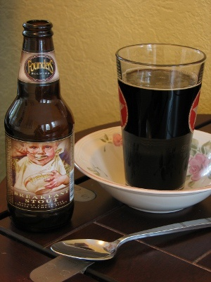 Breakfast Stout by Founders Brewing Company