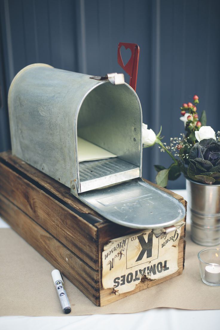 Letterbox for cards