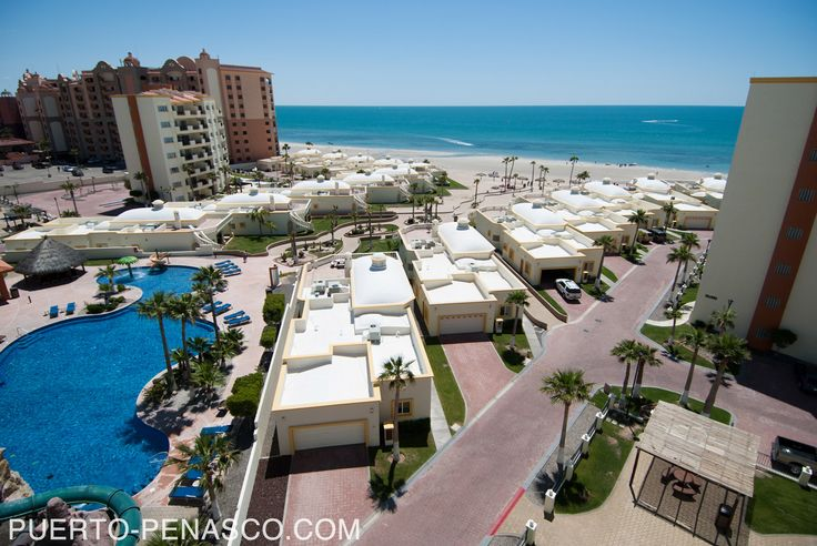 20 best images about resorts hotels in rocky point for Hotel villas las palmas texcoco