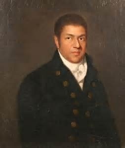 "Paul Cuffe (1759-1817) was the richest African American in the United States during the early 1800's.  At the age of 19, he sued the Massachusetts courts for the right to vote stating that taxation without representation should be illegal.  He built on his own farm, New Bedford's only school for the children of ""free Negroes"" and personally sponsored their teachers."