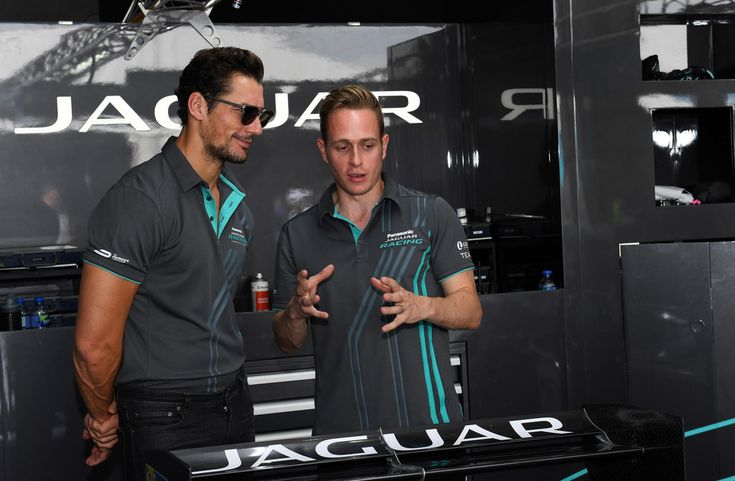 David Gandy Photos Photos - Formula e Grand Prix of Hong Kong - Zimbio