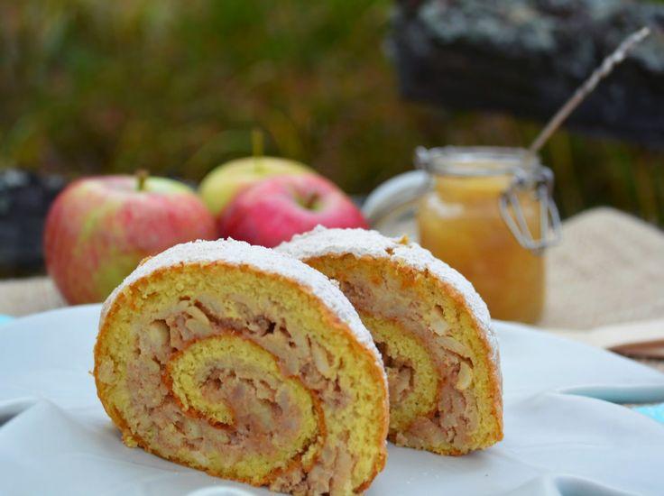 Troll a konyhámban: Gyors fahéjas almás tekercs - paleo