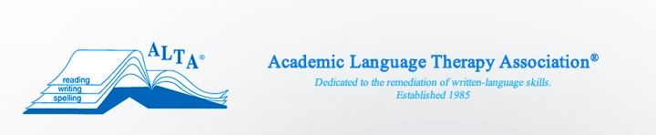 ALTA - Academic Language Therapy Association - this site has a page of links that might be very useful