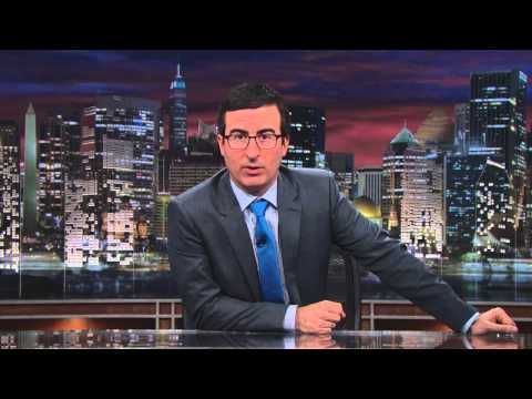 Last Week Tonight with John Oliver: Last Week's News...We Think (Web Exclusive) - YouTube