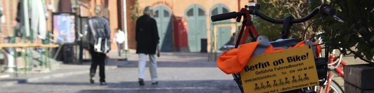 Fietstochten met Nederlandse gids & Huurfietsen in Berlijn