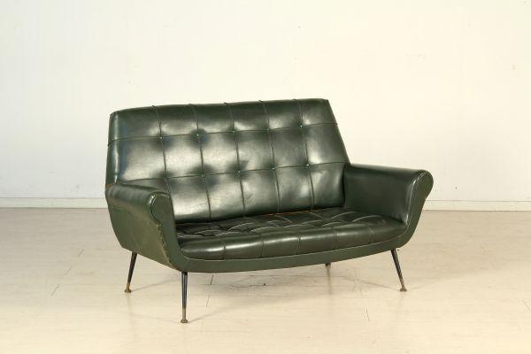 Divano anni 50 dimanoinmano modernariato mobili for Arredamento modernariato