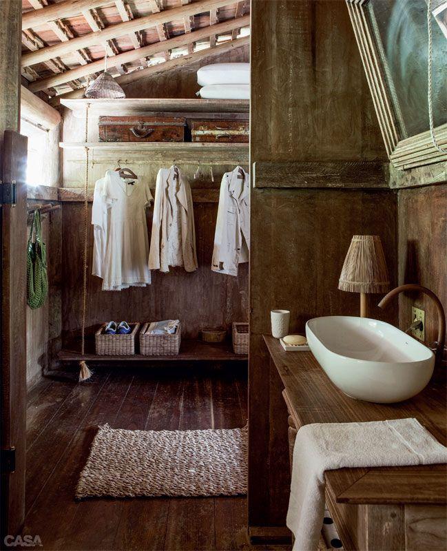 Casa de madeira em Trancoso é cheia de alegria - Casa