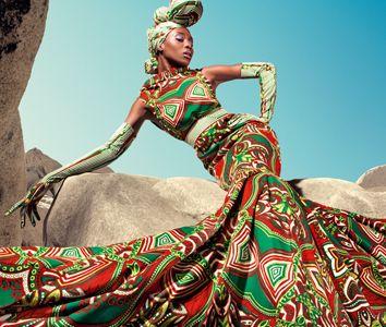 futurist african design clothes - Recherche Google