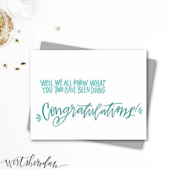 Congratulations Pregnancy Card - A2 with Envelope
