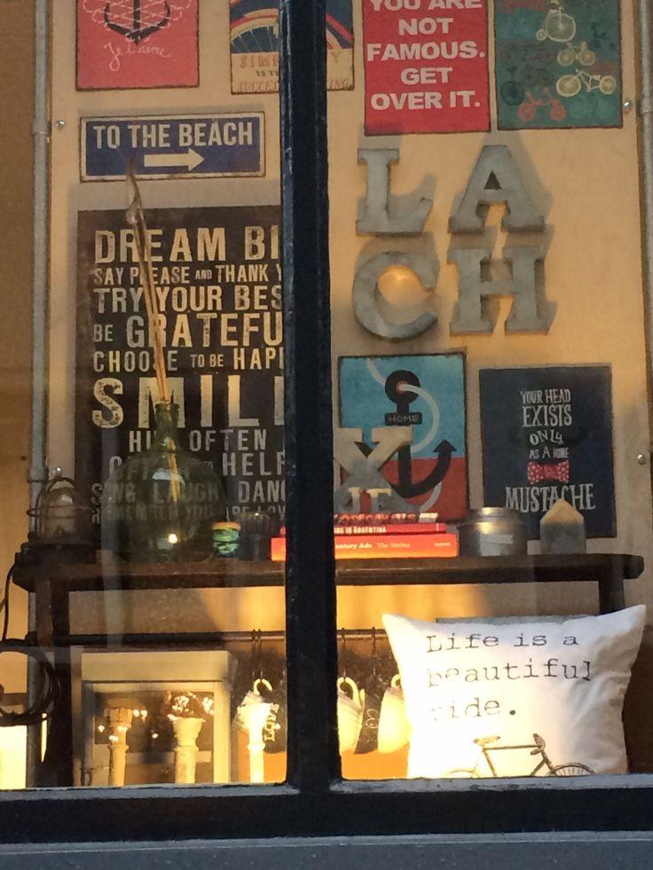 Mooie winkel in Groningen: Laif & Nuver
